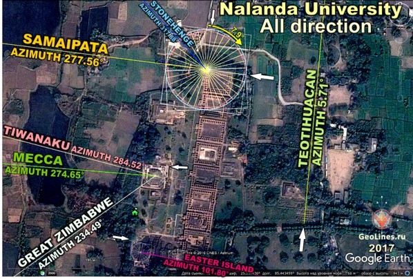 комплекс университета Наланда