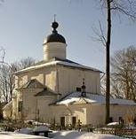 Мироносицкая церковь в Пскове