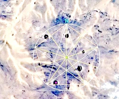 группа геоглифов Сахары