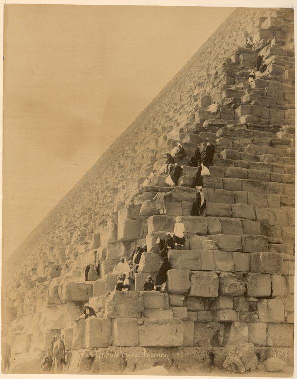 Угол пирамиды Хеопса
