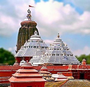 Храм Джаганнатхи