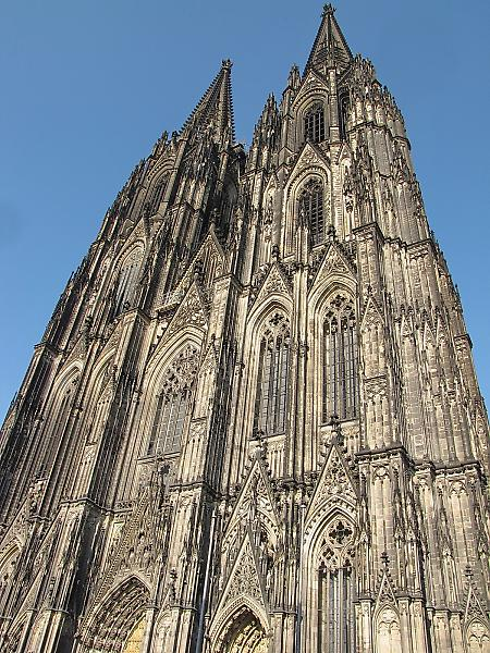 COLOGNE CATHEDRAL. GERMANY.