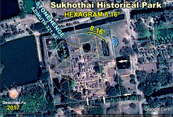 храмовый комплекс Суккотай