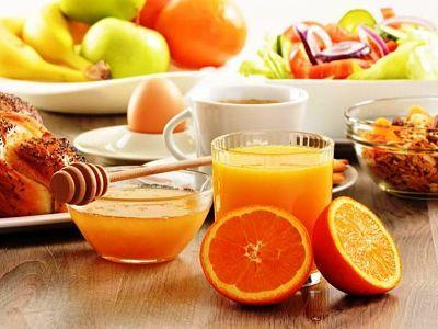 завтрак диета