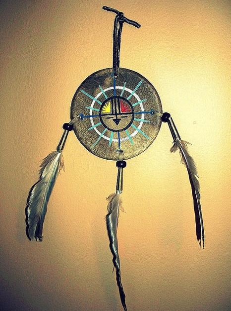 Медицинское Колесо индейцев Хопи