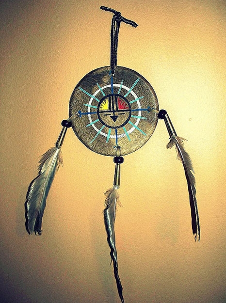 Medicine Wheel Hopi