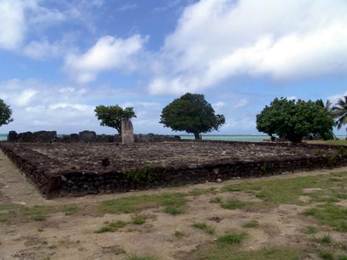 Марае Типутапуатеа