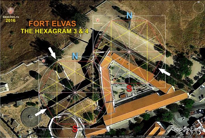 Форт элваш гексаграмма
