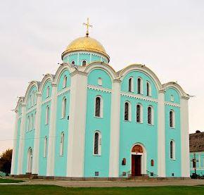 Владимир Волынский, Успенский собор