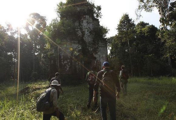 Множество неизвестных храмов мегаполис – Махендрапарвата