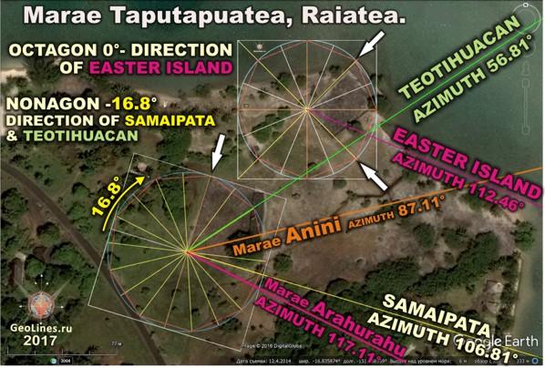 мараэ – Тапутапуатеа