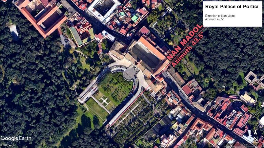 Дворец в Портичи