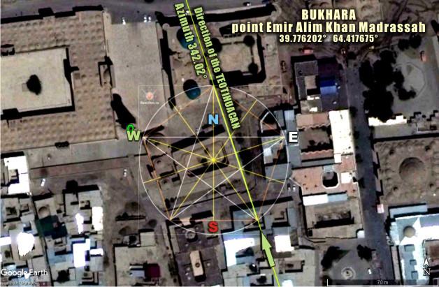 Бухара мечеть КАлян