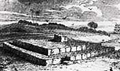 Молдон пирамиды