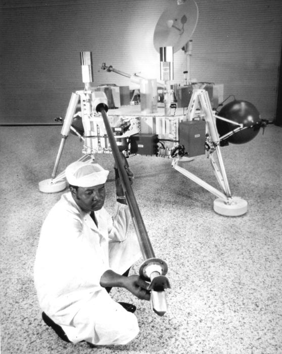аппараты «Викинг-1» и «Викинг-2»