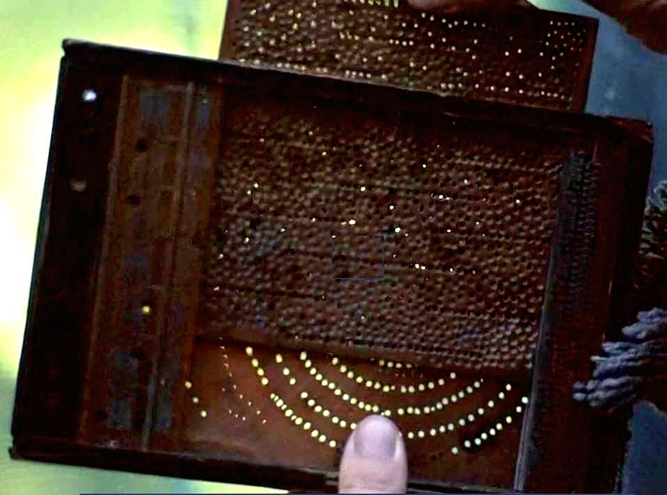 «козёл с дырочками» из гениального фильма Георгия Данелии – «Кин-дза-дза»