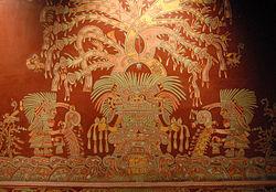майя дерево жизни боги