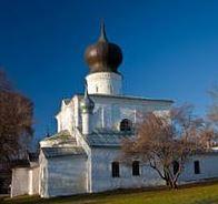 Псков церковь Покрова и рождества Богородицы от Пролома