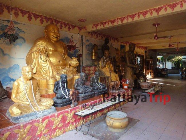 Храм Пхра Нанг Санг (Wat Phra Nang Sang)