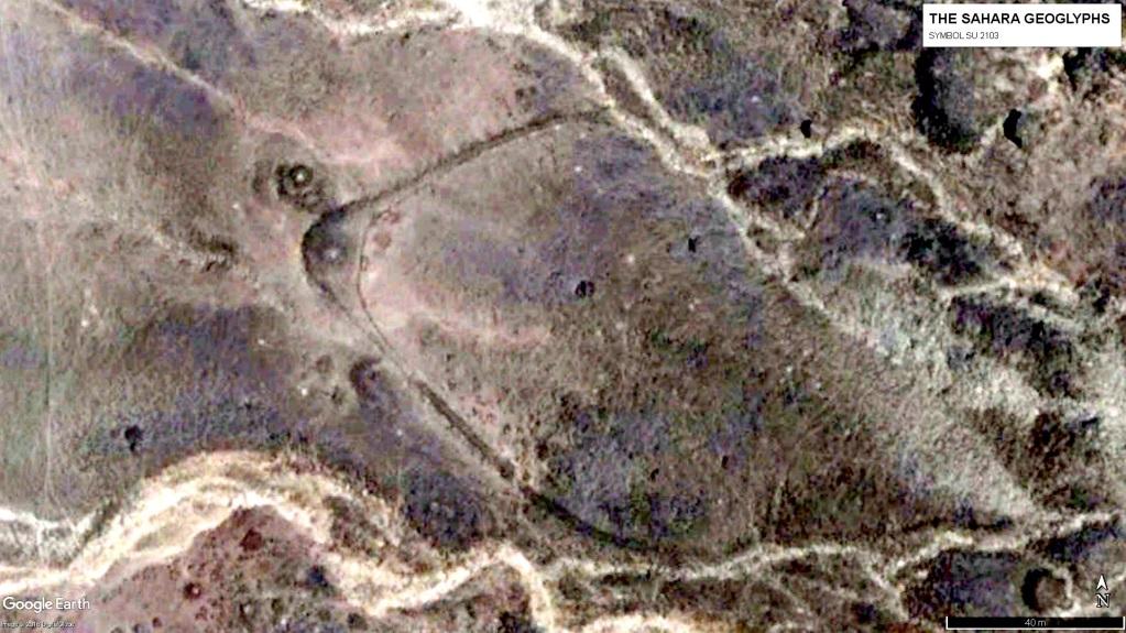 Геоглиф SU 2103