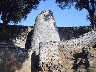 Башня в Большом Зимбабве