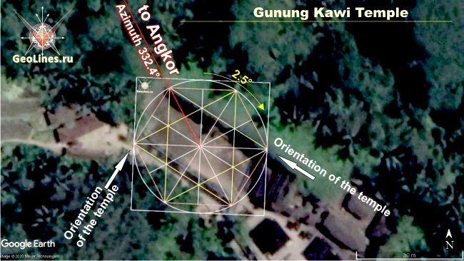 направление на Ангкор