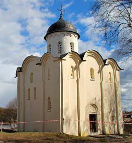 Старая Ладога собор Георгия
