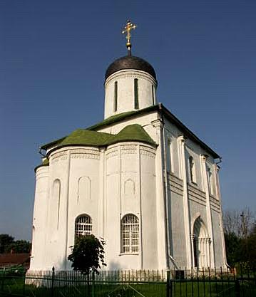 Звенигород. Собор Успения Пресвятой Богородицы на Городке