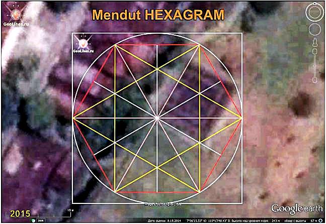 МЕНДУТ ориентация гексаграмма