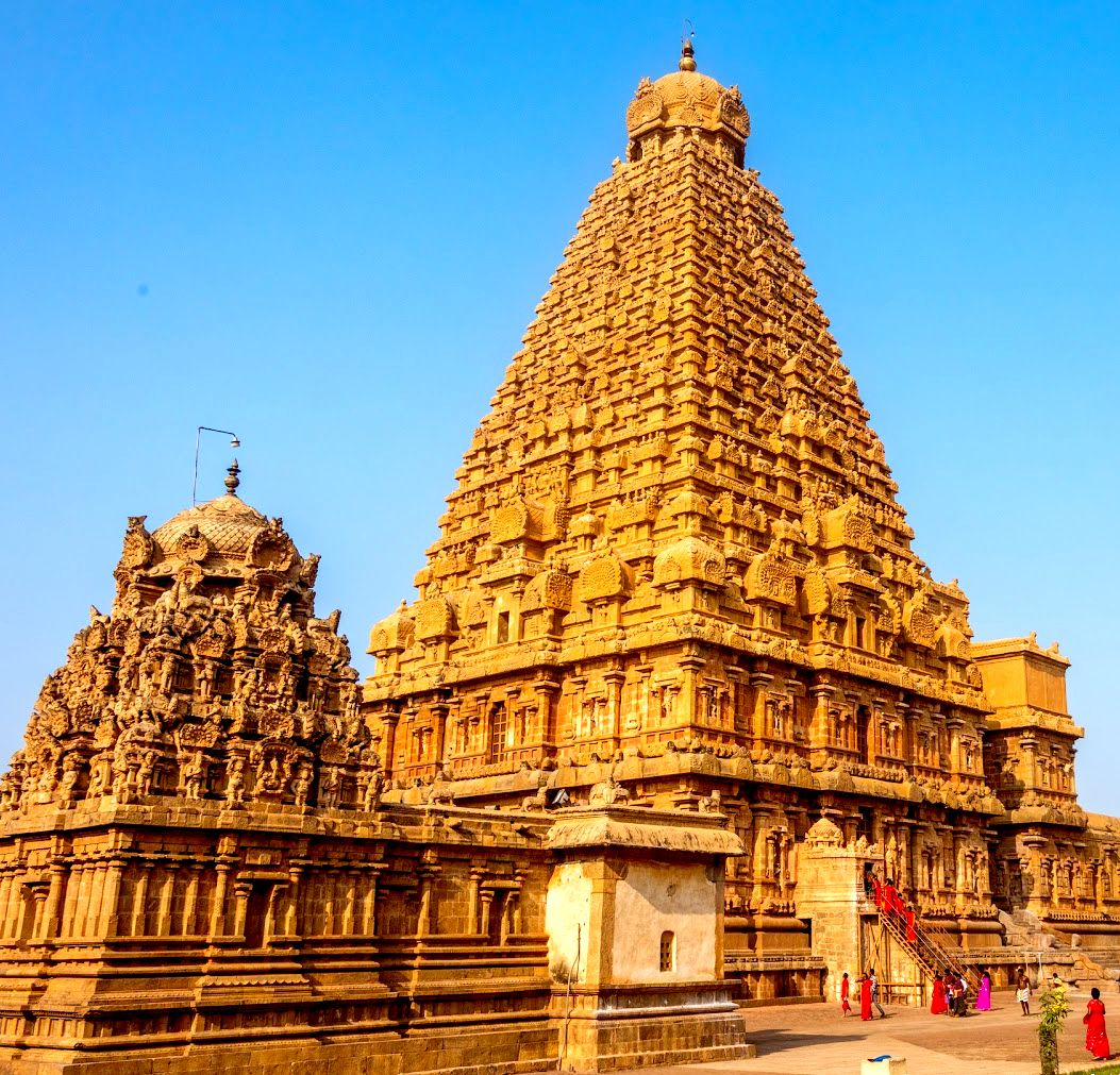 Храм Брахадисвара