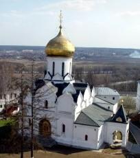 храм в Звенигороде - Собор Рождества Пресвятой Богородицы