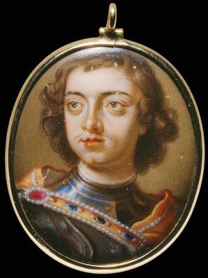 портрет Петр 1  Первый Великий СПб Великое посольство