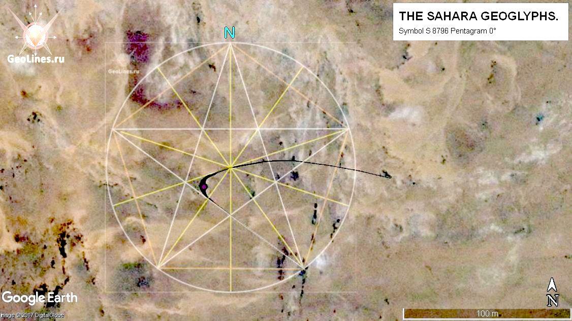 Геоглиф S 8796