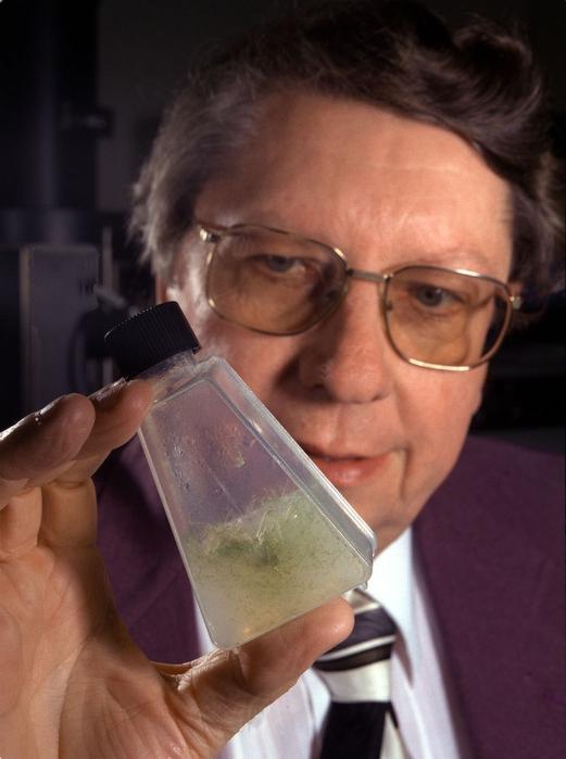 астробиолог NASA Ричард Хувер