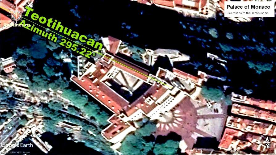 Монако на Теотиукан