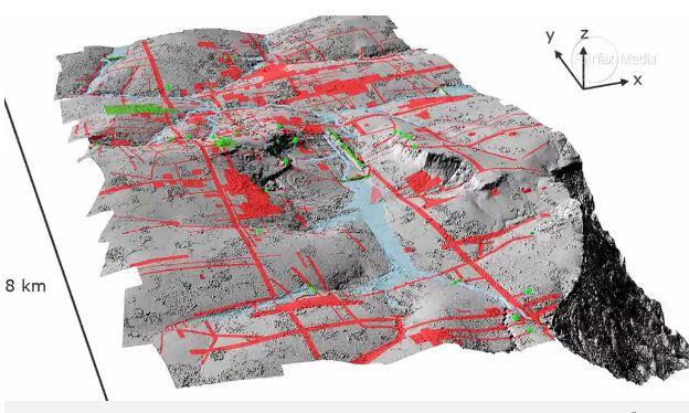 Махендрапарвата карта