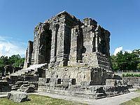 Храм Солнца в Мартанде