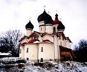 Церковь Фёдора Стратилата на Щиркове пентаграмма Новгород