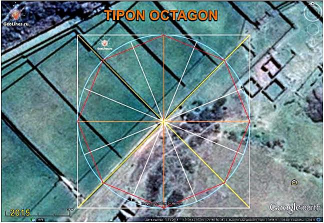Типон ориентации октагон