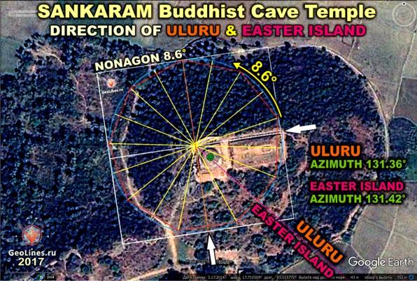 древний храм Санкарам