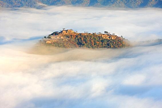 Замок Такеда
