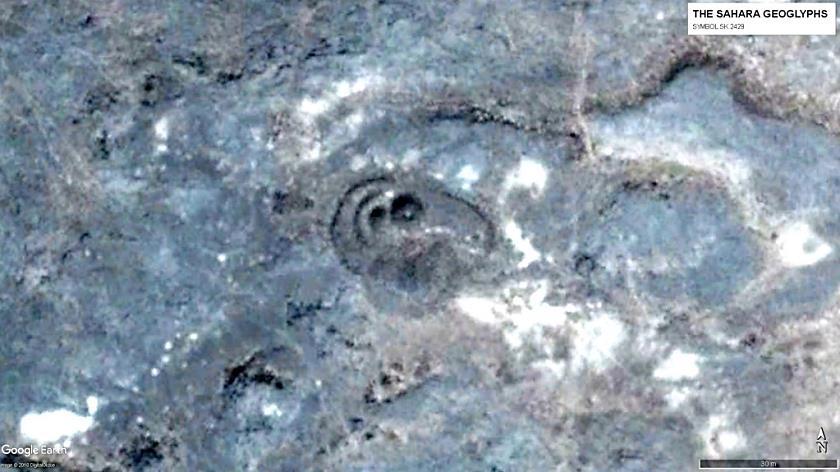 Геоглиф SК 3429
