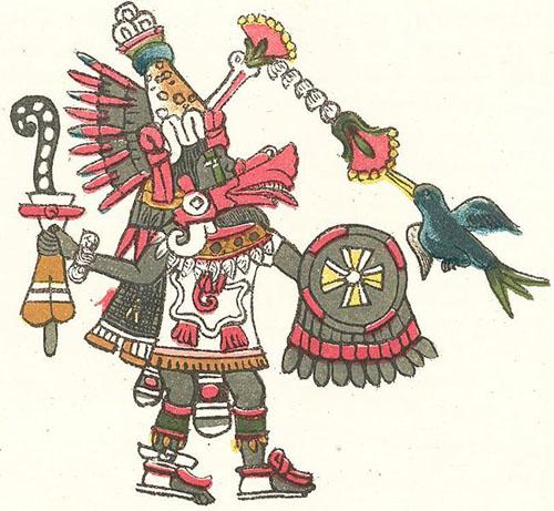 майя боги кетцаткоатль