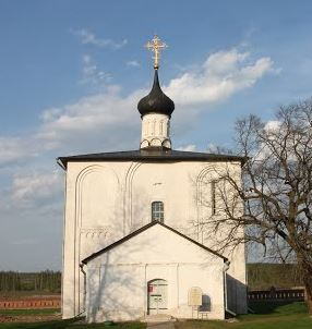 Церковь Святых князей Бориса и Глеба в Суздале