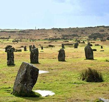 Каменные круги Хулерс