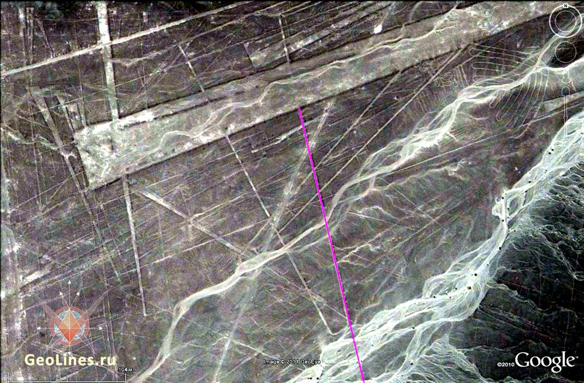 NASKA GEOGLYPHS AS UNIFORM SYSTEM