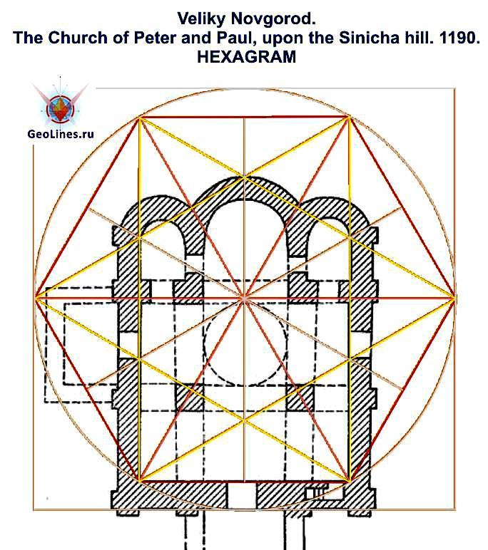 Петра и Павла на Синичьей горе HEXA 1