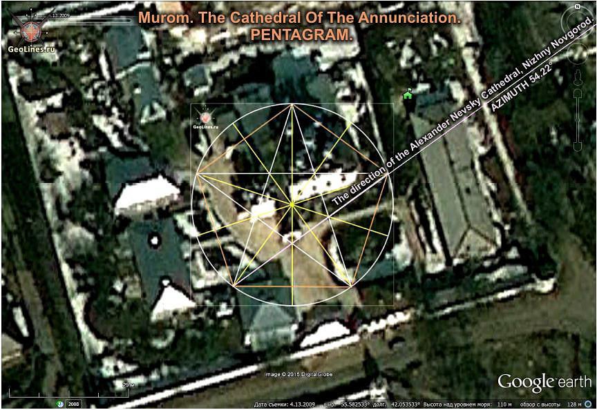 Мером гексаграмма