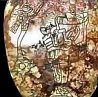 Древние майя имели контакт с пришельцами?