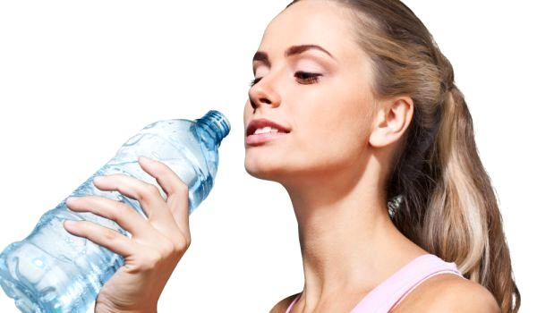 Drink mineral water to get the necessary calcium
